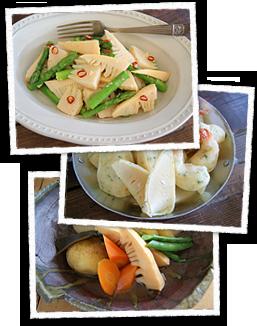 タケノコ 料理 レシピ