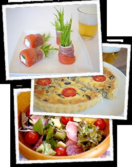 今月の特集「おもてなし料理」では、見た目も華やかで、みんなに喜ばれること間違いなし!のおつまみ&ごちそうレシピをご紹介します。